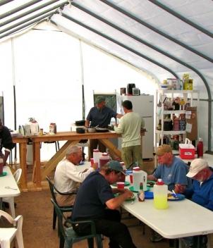 Reel Action Alaska Lodge, August 2021